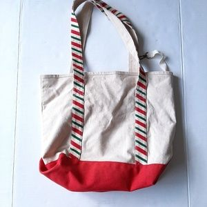 Disney Bags - Walt Disney World 1971 Canvas Tote Bag Holiday